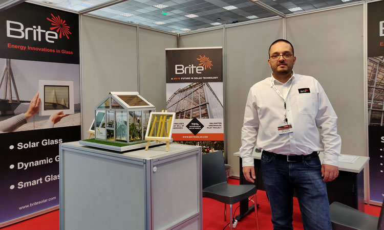 Brite is participating in the 83rd TIF 2018
